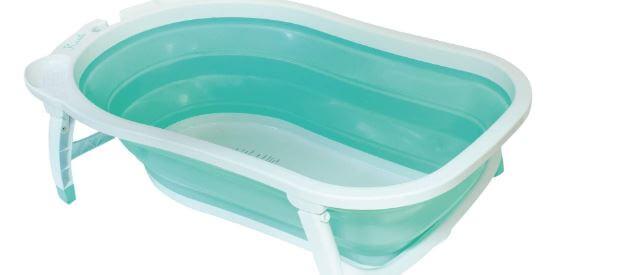 baignoire pliante de la marque babysun