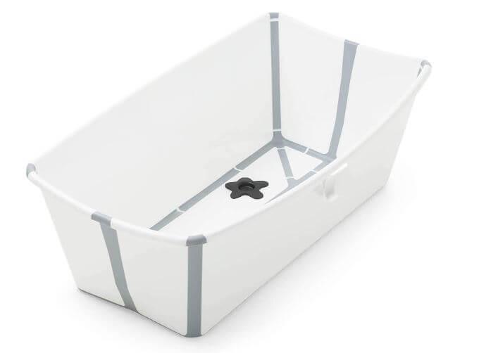 Baignoire pliante : Stokke Flexi Bath